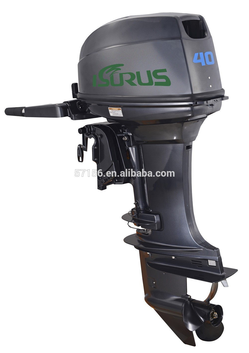2 stroke 40hp short shaft engine gasoline outboard motors