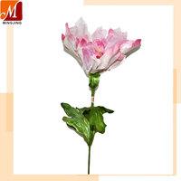 MJ-S-007 Cheap wholesale artificial decorative artificial silk flower centerpieces