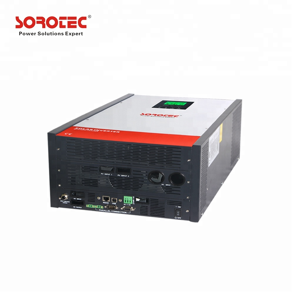 Reine Sinus Welle Hybrid Solar inverter Power Inverter 3000 watt