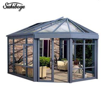 Templado Sol Habitación De Fabricación Profesional Buy Vidrio Templado Para Sunroom Vidrio Solar Nueva Llegada China Sunroom Con Puerta Plegable