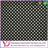 Black polyester composition cradle fabric mesh fabric for baby cradle