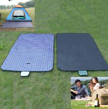 waterproof outdoor compact foldable picnic mat picnic blanket