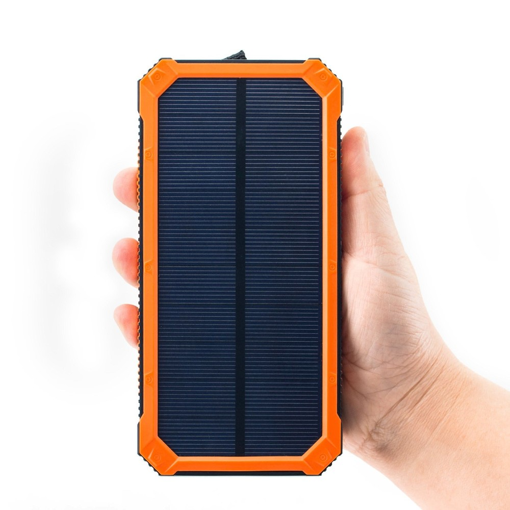 solar cell phone charger tomsenn 15000mah solar power bank. Black Bedroom Furniture Sets. Home Design Ideas