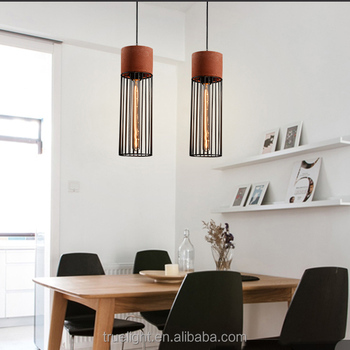 Modern Wire Mesh Cage On Chandelier Decorative Pendant Light - Buy ...