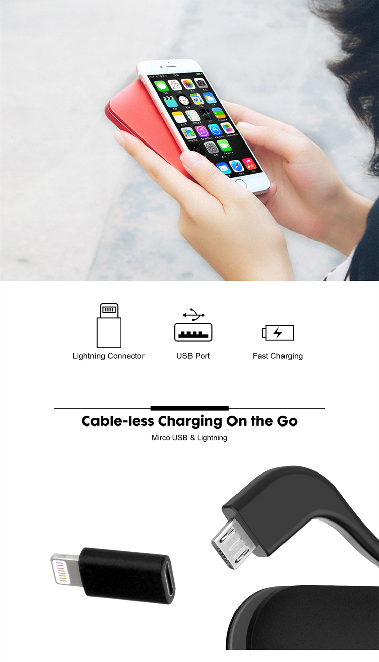 Compact Portable Charger Business