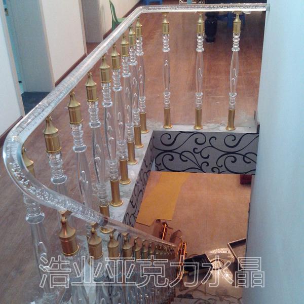 luxe verre garde corps escalier de bois utilis en fer forg rampe d 39 escalier rampes et mains. Black Bedroom Furniture Sets. Home Design Ideas