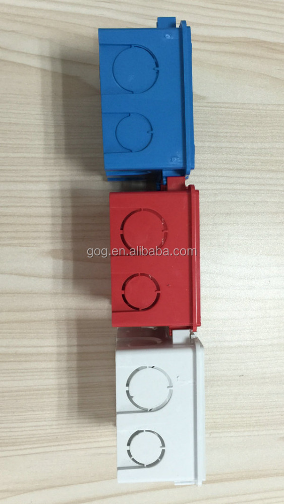 3*9 Three Gang Triple Electric junction box Switch Boxes