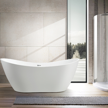 factory direct sales whirlpool for bathtub acrylic freestanding