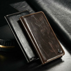 CaseMe For Samsung S4 S4mini , For Samsung galaxy S4 S4Mini Original Brand Magnet Wallet Leather Case