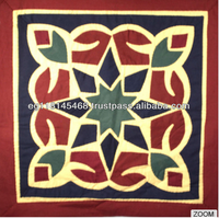 Hot selling Egyptian Handmade Cotton Cushion Cover