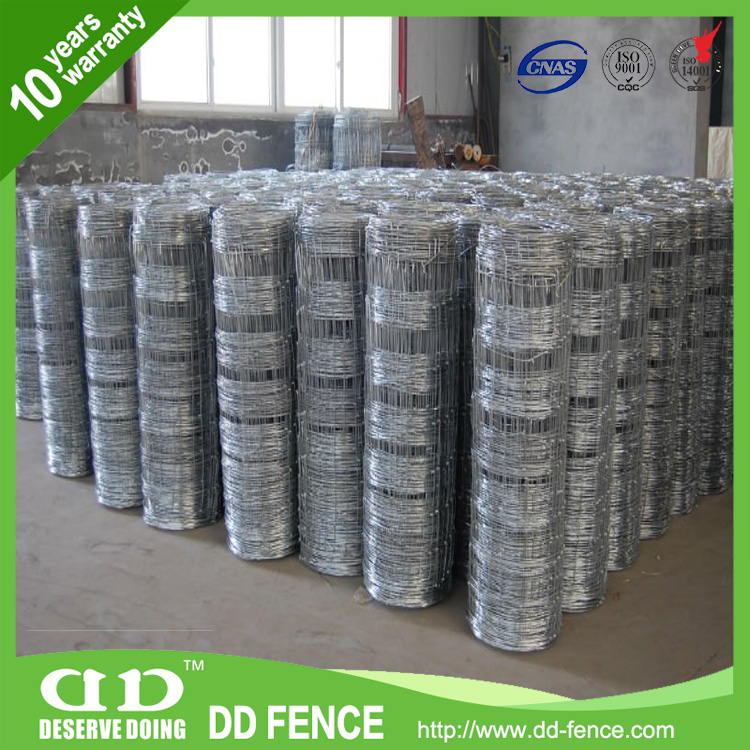 Eco friendly types of fences perimeter farm fence made in China