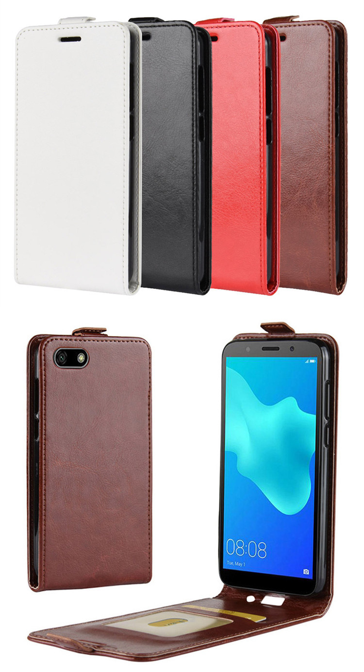 Amazon Best Selling Smooth Leather Case for iPhone X 8 7 6 Plus Soft Silicone Flip Mobile Cover for Samsung