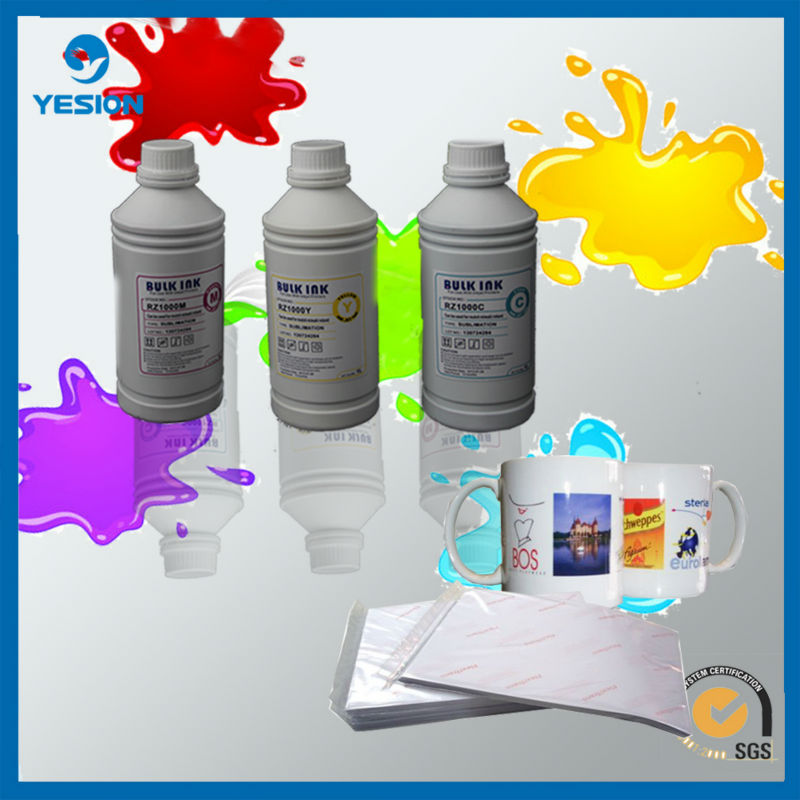 hot sell sublimation ink made in china