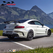 Nuovo arrivo W205 C63/<span class=keywords><strong>classe</strong></span> c berlina/coupé PD stile carbonio/FRP wide body kit per <span class=keywords><strong>Mercedes</strong></span> 2015-on