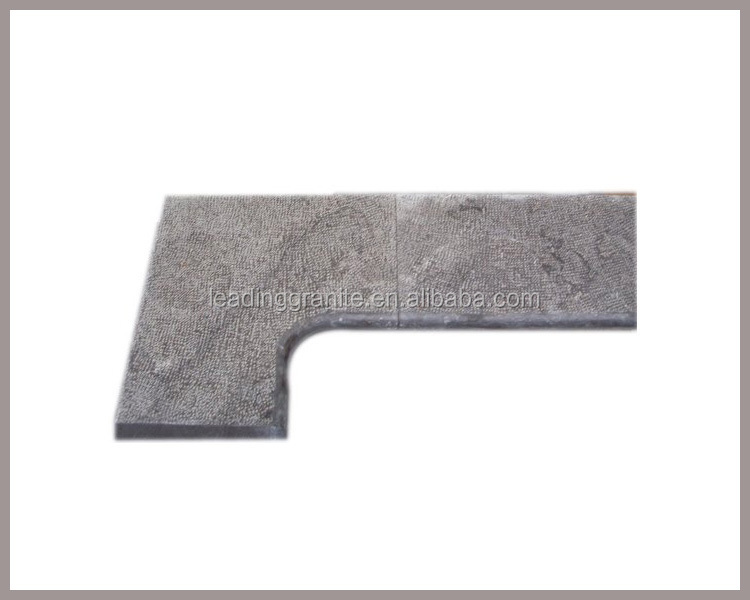 Factory directly natural stone tiles cheap swimming pool slide