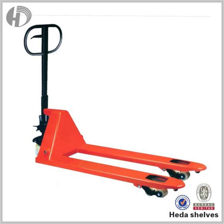 China Supplier Accepted Customized Plastic Pallet Truck