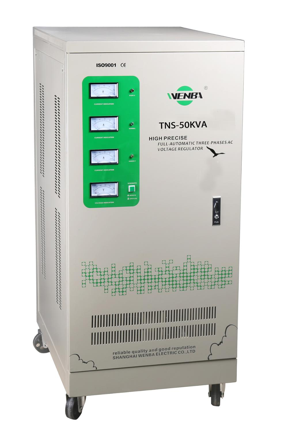 Tns 50kva Three Phase Fully Automatic 50kw Ac Power Voltage Stabilizer Circuit Diagram Elevator