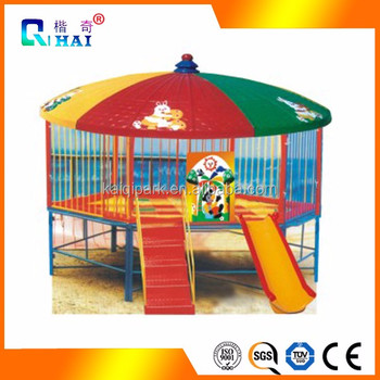 Kids Home Soft Play/indoor Playground Equipment With Slides ...