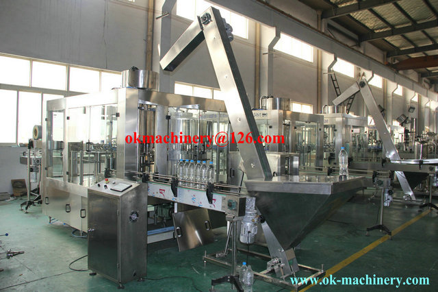 KW-211 Small bottle water filling machine/mineral water bottling plant
