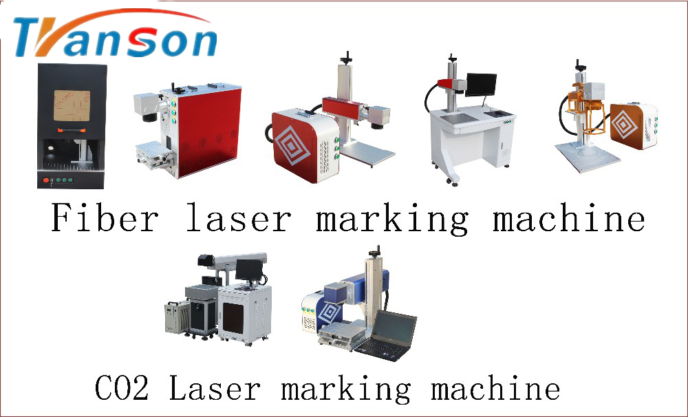 30w DW China cnc Co2 laser marking machine for marking cutting non-metal materials 15w 30w
