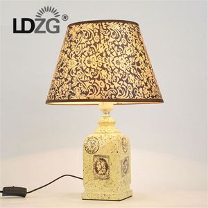Factory Source Decay Table Lamp Made In China