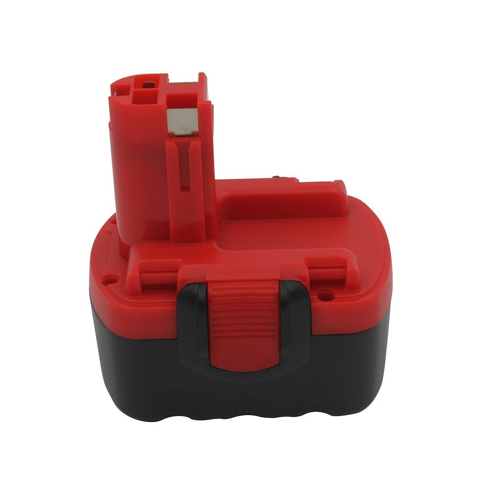 KINSUN Power Tool Battery 14.4V 1.5Ah Ni-Cd for Bosch Cordless Drill Impact Driver 2 607 335 263, 2 607 335 264, 2 607 335 276, 2 607 335 432, 2 607 335 465, 13614, GDR 14.4 V, GDS 14.4 V, GHO 14.4 V