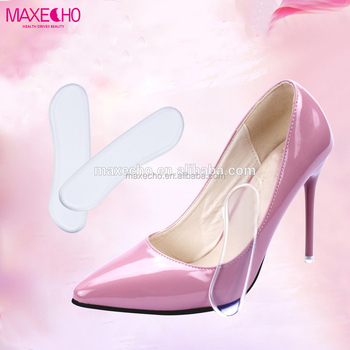12d1ad4d1244 MAXECHOGel Heel Grips Back Pads Silicone Heel Cushion Shoes Boots High  Heels Inserts Insoles Liners for