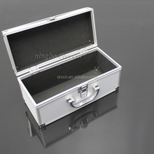 Hard shell waterproof aluminium sheet metal tool box