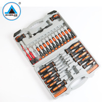 49pcs Plastic Box Electricians Tool Multi-funcitonal Precision Screwdriver Set