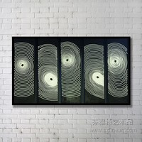 3D Special Material Wall Art On Canvas