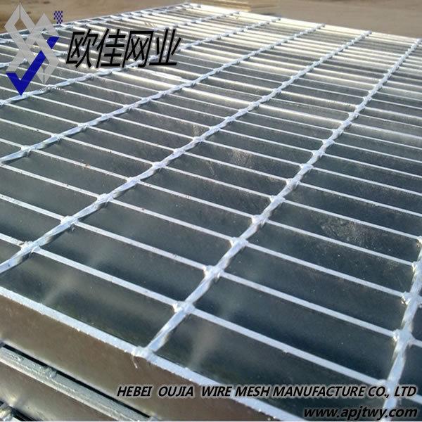 Platform Steel Grating Plates For Flooring Catwalk
