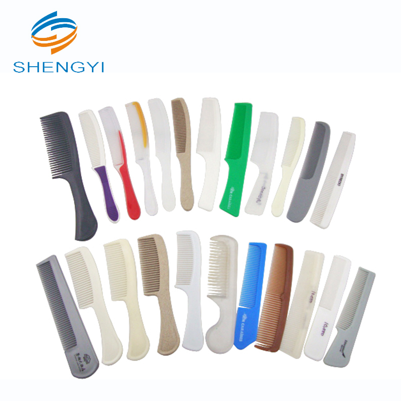 Factory sell small plastic hair comb
