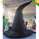 New decorative Halloween inflatable black hat