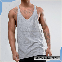 Wholesale Mixed Color Y Back Tank Tops For Men Gym Tank Top Men