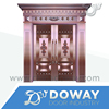 High quality double panel copper security door