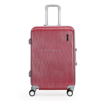 New design trolley luggage bag travel bags children rolling luggage