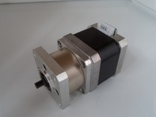 NEMA 17 High Torque stepper motor with planetary gear box, planetary gearboxes motors