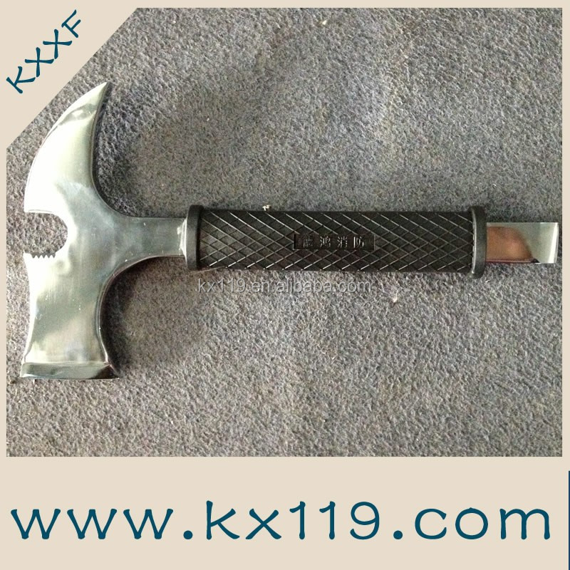 Stainless steel escape rescue axe fire fighting AXE fire safety axe
