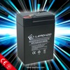 House alarm batteries 6V4Ah for security camera and emergency lighting