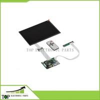 10''High resolution 1280x800 Screen Display LCD EJ101IA-01G with Remote Driver Control Board 2AV HDMI VGA for Rasbperry Pi