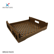 10kgs - 30kgs Easy Storage Food Grade Plastic Bread Crate