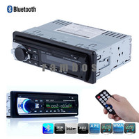 Bluetooth Hands Free Car Stereo Audio Music MP3 Player / FM Radio / USB / SD with In Dash Slot Aux Audio Input