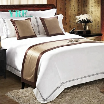 YRF New Series Wholesale Four Seasons Hotel Bedding Sets
