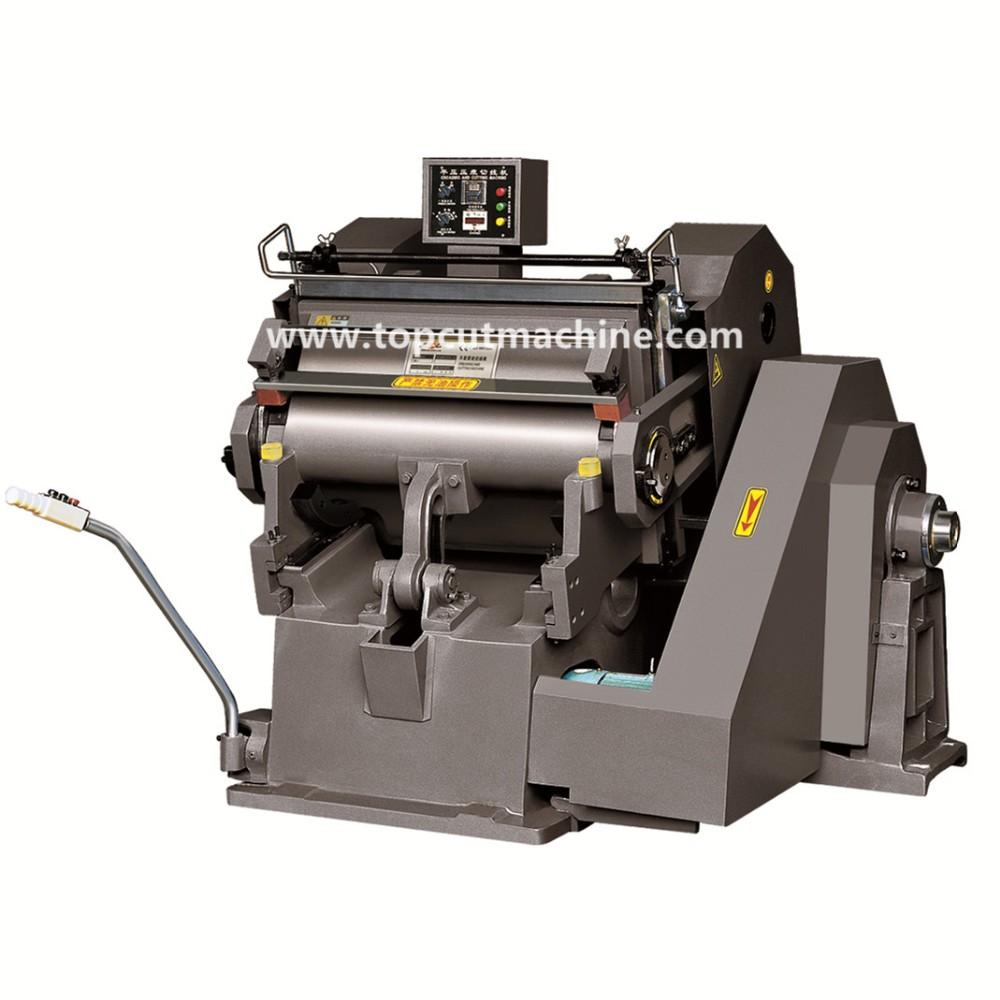 Zyh-1040 Automatic Die Cutting Machine With Feeder - Buy ...