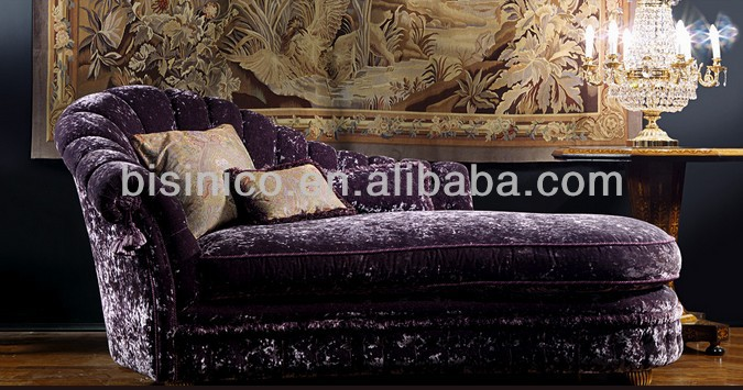Deluxe Chesterfield Daybed Chaise Lounge Couch Vintage