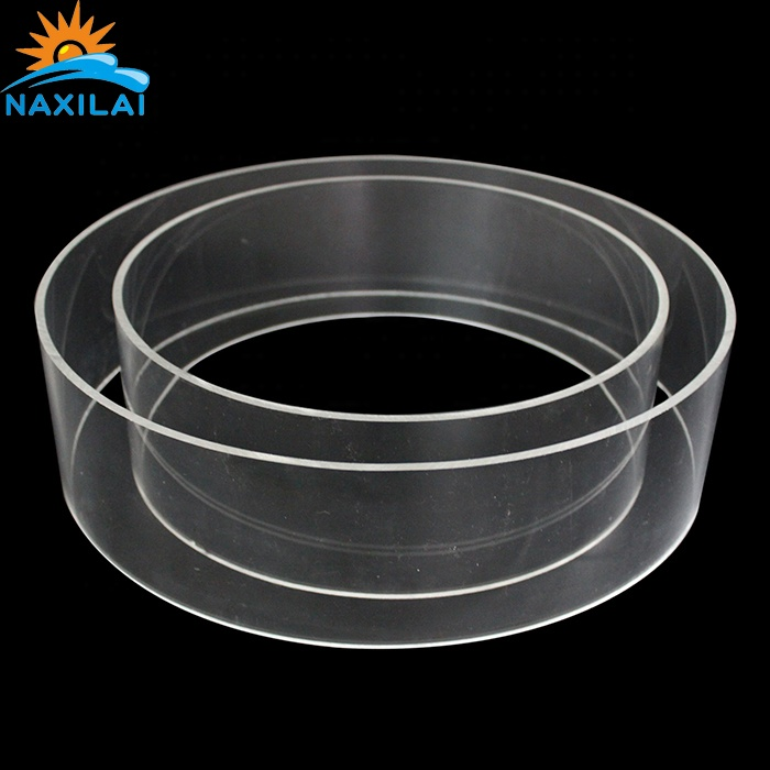 Naxilai Wholesale Acrylic Tube 29mm Acrylic Tube Food Grade Transparent Plastic Tubes for Tube Light Difusors for Test.jpg