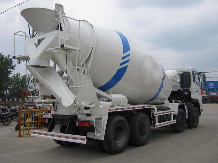 China hot supplying 16 cubic meter concrete mixer truck prices