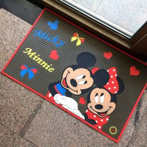 Mickey Mouse Entrance Welcome PVC Printed Floor Mat