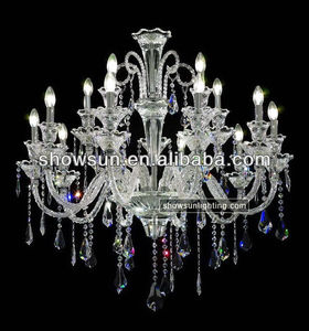 2019 New Arrive Candle Crystal lamps
