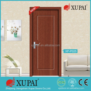 pvc interior door chinese supplier xupai doors /door jamb casing plywood materials / door assessary on alibaba